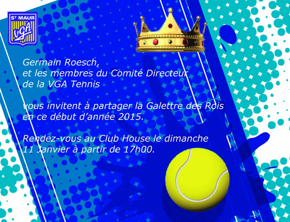 Galette des rois 2015